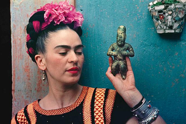 kahlo portrait