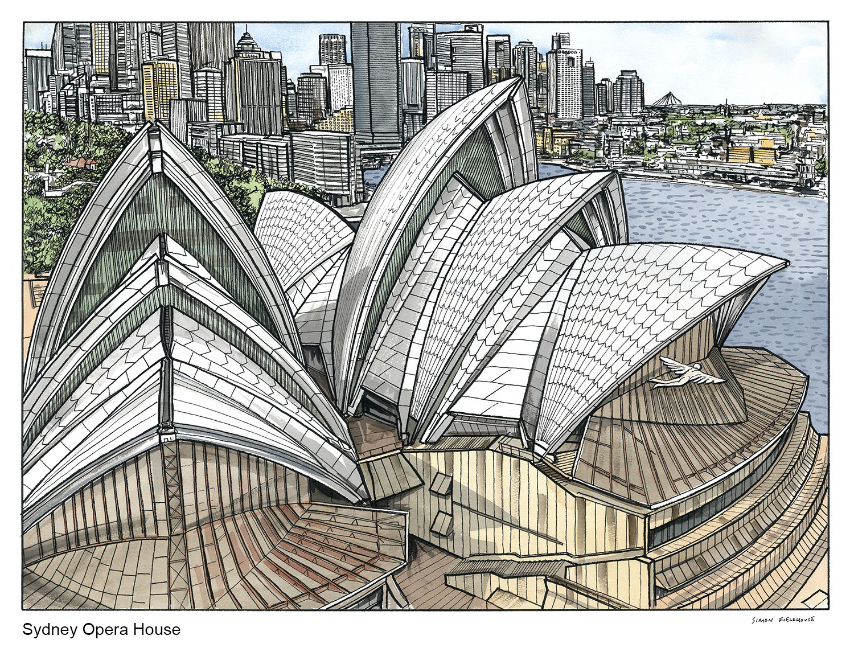 Sydney Opera House Simon Fieldhouse 2