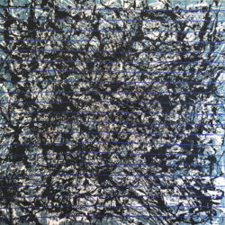 Study for 'The Ulysses Suite'- Stella/ Pollock