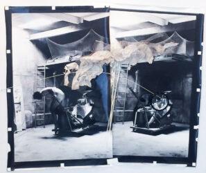 Taxi-dermis – Portrait of Euan McLeod